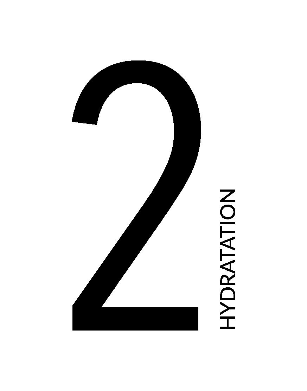 2 peaux sèches hydratation