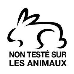 Non testé sur des animaux